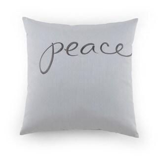 Kathy Davis Solitude Peace Decorative Pillow
