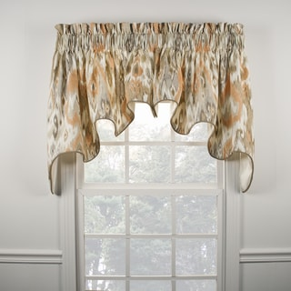 Terlina Coral Duchess Valance