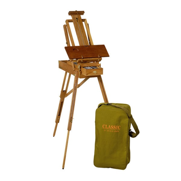 Offex Jullian Classic Half-Size French Sketch Box Easel