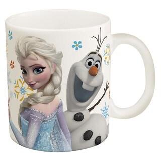 Frozen Elsa and Anna Coffee Mug