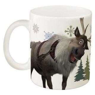 Frozen Olaf and Sven Coffee Mug