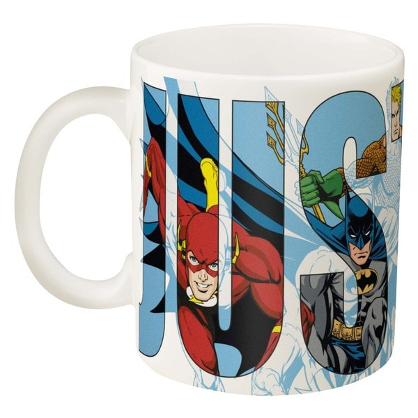 Justice League Coffee Mug