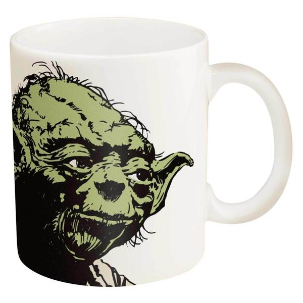 StarWars Yoda Coffee Mug