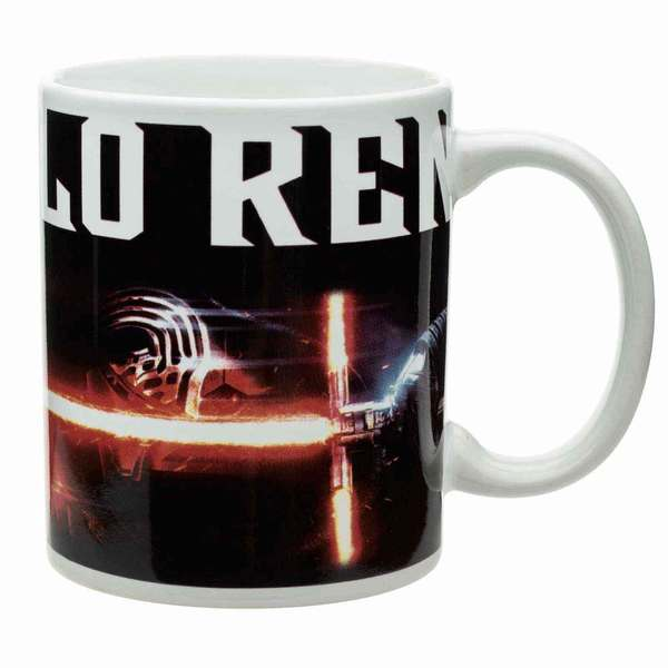 StarWars Kylo Ren Coffee Mug