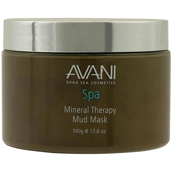 Avani Mineral Mud Body Mask