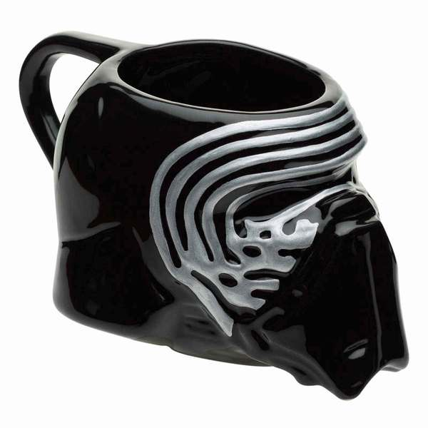 StarWars Kylo Ren Sculpted Mug