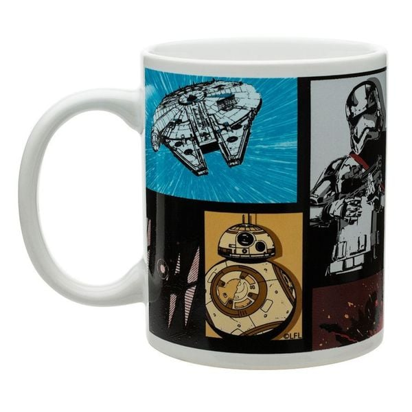 StarWars The Force Awakens Coffee Mug