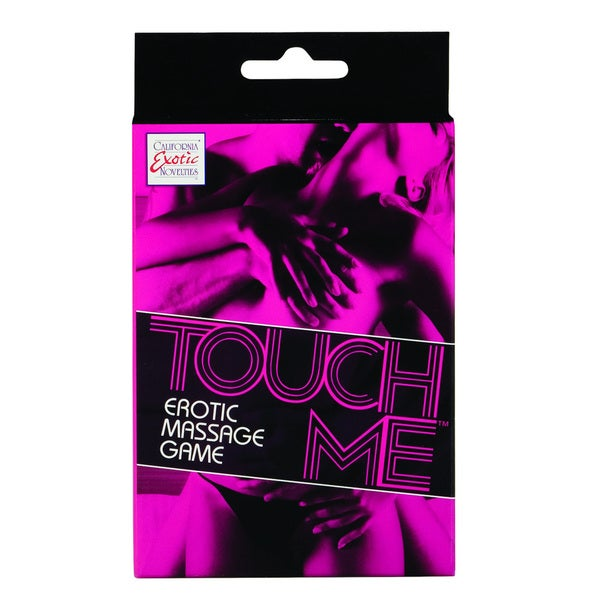 Touch Me Adult Card Game
