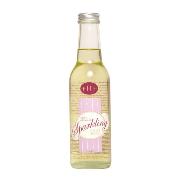 FarmHouse Fresh Honey Magnolia Sparkling Body Oil Soak