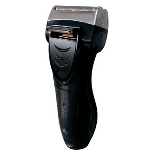 Pursonic BSF200 Battery Operated Dual Foil Shaver with Pop Up Trimmer