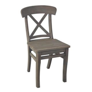 Crafted Home's Alice Wood Side Chair