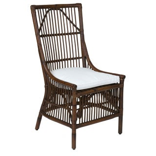Crafted Home's Selah Rattan Dining Side Chair