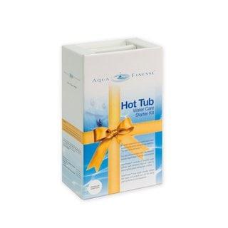 AquaFinesse Hot Tub Trichlor Water Care Kit (Tablet)