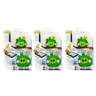 King Pig with Angry Birds Magic for iPad (Pack of 3)