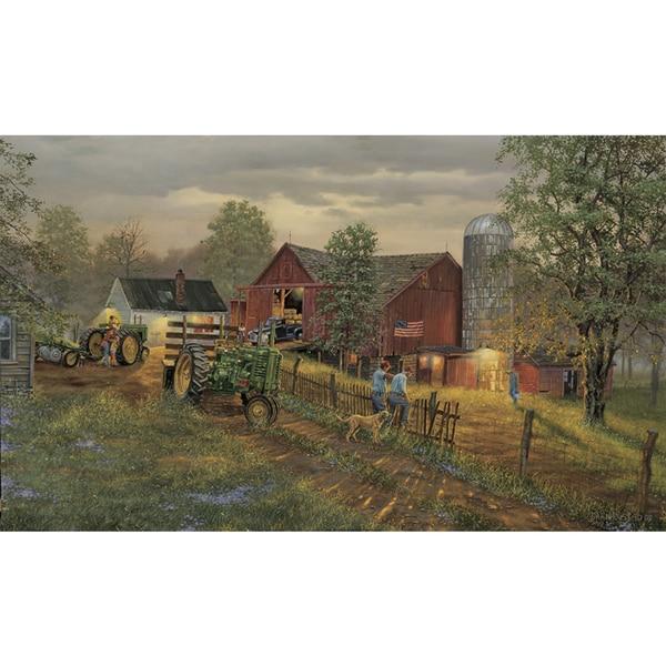 America's Heartland by Dave Barnhouse