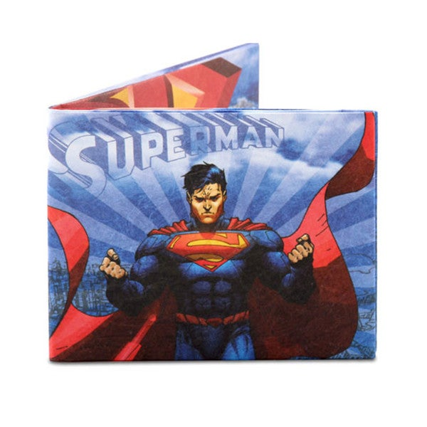 Superman in Flight The Mighty Wallet