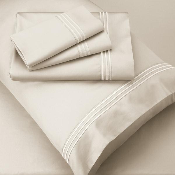 FRIO Rapid Cooling Ivory Sheet Set