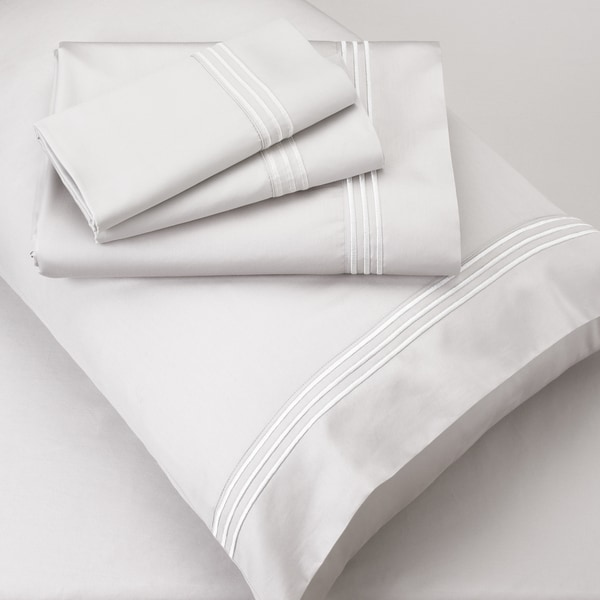 FRIO Rapid Cooling White Sheet Set