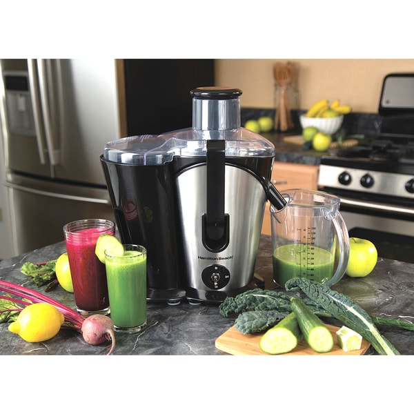 Hamilton Beach Big Mouth Plus 2-Speed Juice Extractor 17526120