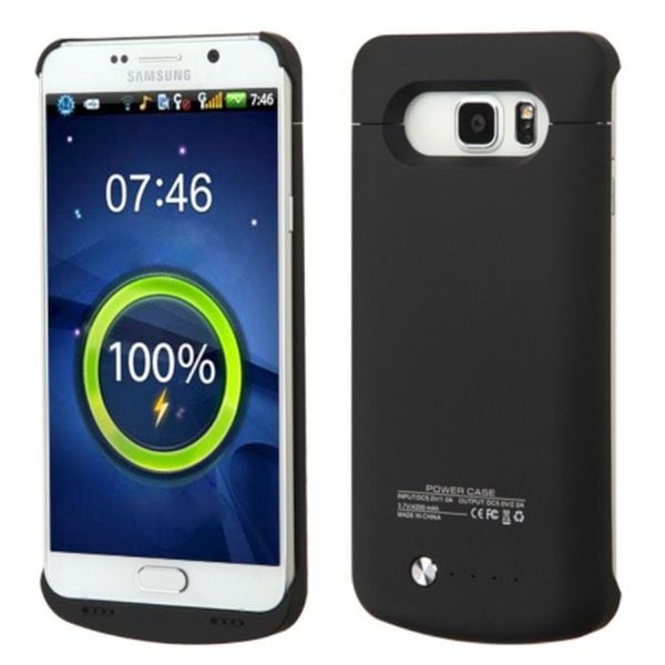 Insten 4200 mAh Quantum Energy Battery Power Case for Samsung Galaxy Note 5