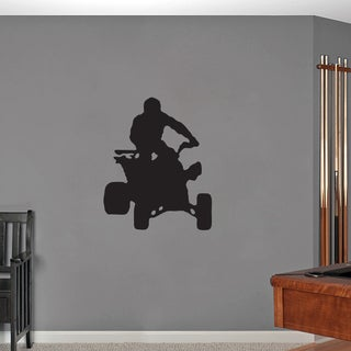 Four Wheeler Large Wall Decal