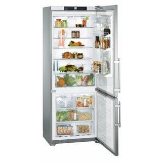 Liebherr 15.2-cubic Foot Counter-depth Bottom-freezer Refrigerator