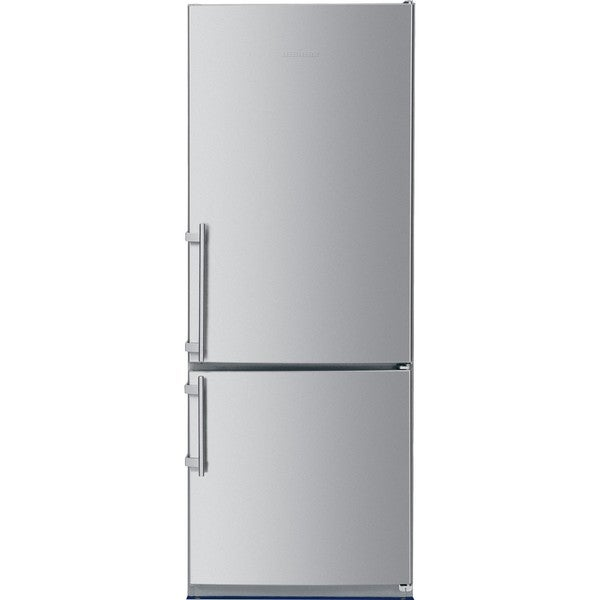 Liebherr 15.5-cubic Foot Counter-depth Bottom-freezer Refrigerator ...
