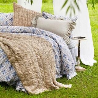 Eike Linen Cotton Blend Duvet Cover