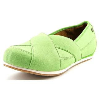 MOZO Women's 'Sport Flat' Canvas Casual Shoes