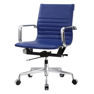 M348 Blue Office Chair
