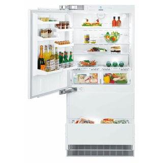 Liebherr Premium Plus Series 36 -inch Fully Integrated Panel Ready Bottom-freezer Refrigerator
