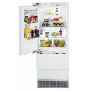 Liebherr Premium Plus Series 30 -inch Fully Integrated Panel Ready Bottom-freezer