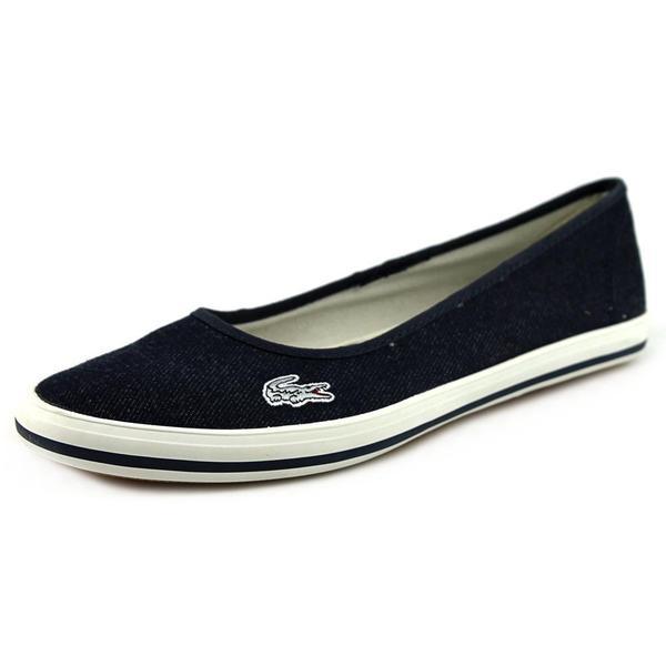 Lacoste Women's 'Marthe 3 Srw' Canvas Casual Shoes