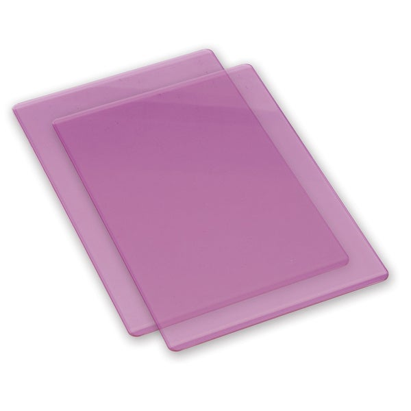 Sizzix Accessory Lilac Standard Cutting Pads (Set of 2)