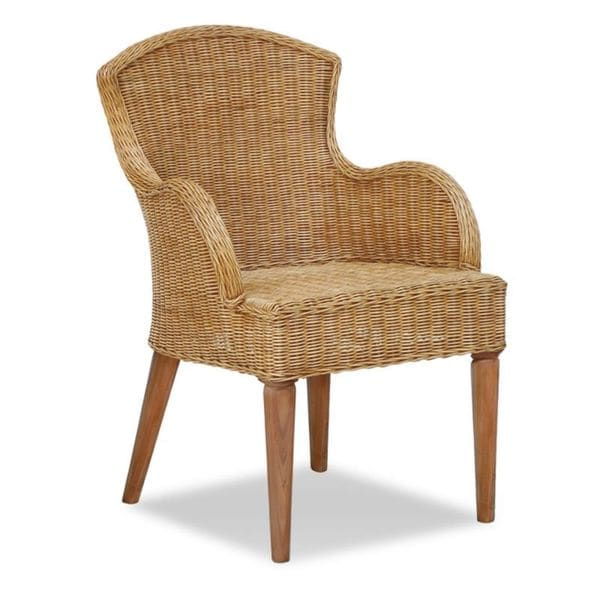 Crafted Home's The Scotland Side Chair Low Back