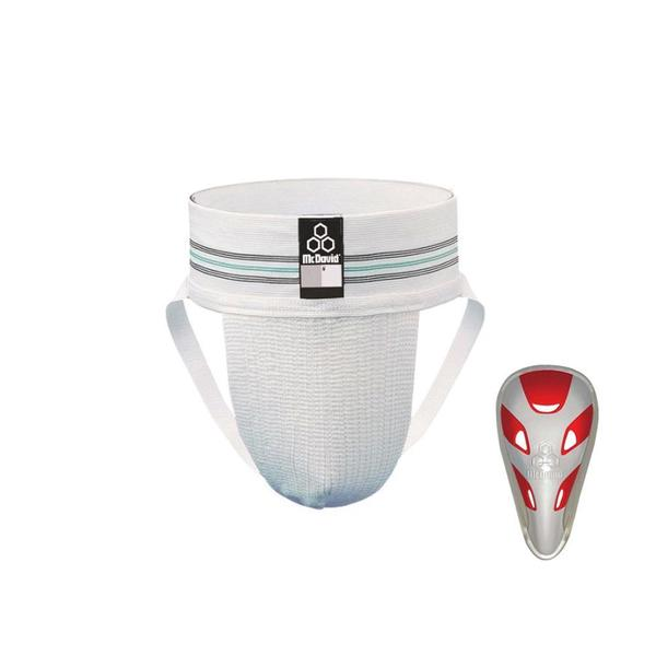 McDavid Classic 325Cf Athletic Supporter with Flexcup White Small 17532362