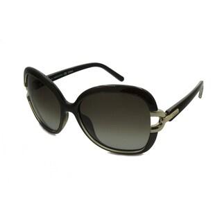 Chloe Women's CE637S Oversize Sunglasses