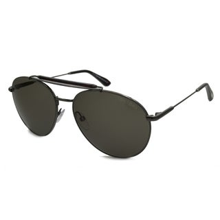 Tom Ford Men's TF0338 Colin Aviator Sunglasses