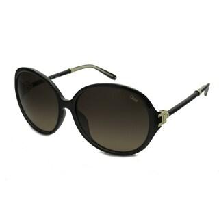 Chloe Women's CE639SL Oval Sunglasses