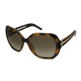 Chloe Women's CE650S Rectangular Sunglasses