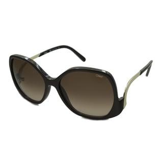 Chloe Women's CE675S Square Sunglasses