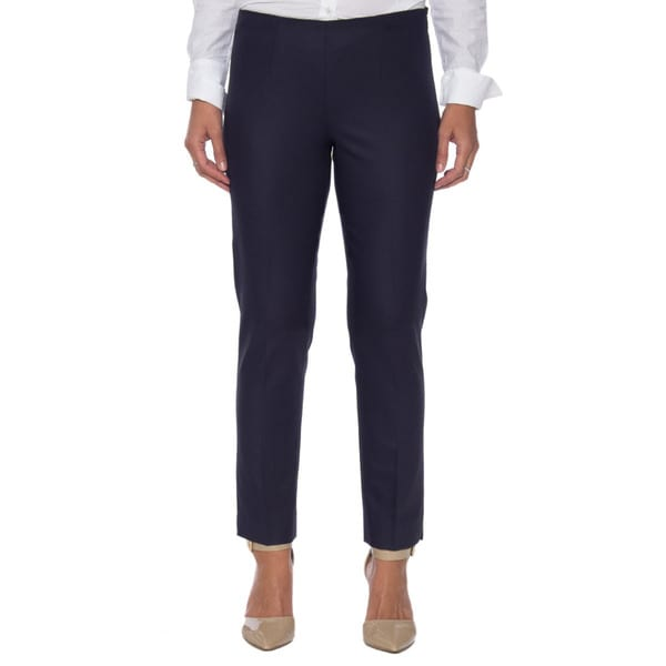 Robert Talbott Blue Capri Pants
