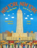 New York, New York: The Big Apple from A to Z (Hardcover)