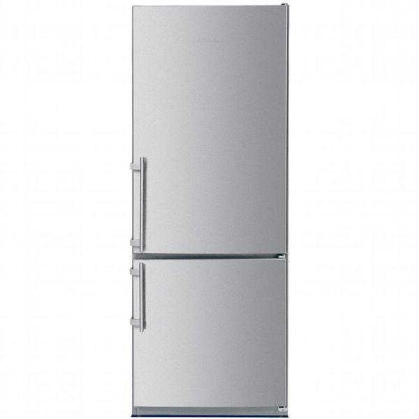 Liebherr 15.5 Cubic Feet Counter-depth Bottom-freezer Refrigerator