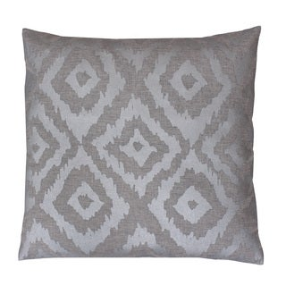 Thro by Marlo Lorenz Thro Gail Foil Printed Feather Filled 20-inch Throw Pillow