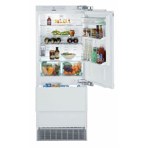 Liebherr 30 inch Fully Integrated Refrigerator/Freezer w/ Icemaker