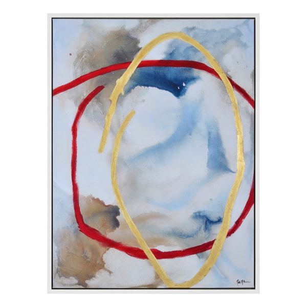 Ren Wil Circle The Sky Framed Canvas