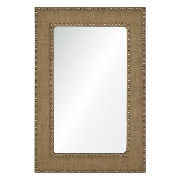 Ren Wil Alastair Framed Rectangular Mirror