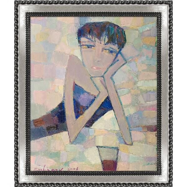 Alexey Rubanov 'Young Wine' Framed Fine Art Print