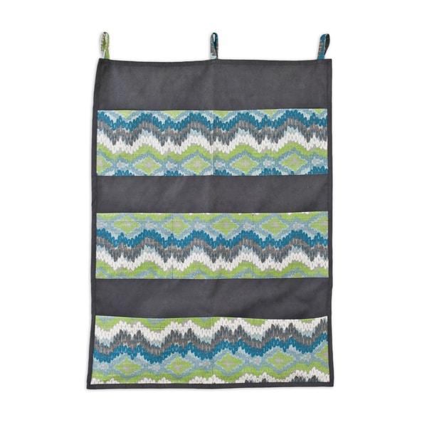 Chino Frost Birch Pocket Wall Hanging